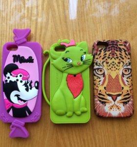 Чехлы на iPhone 5/5s 📱