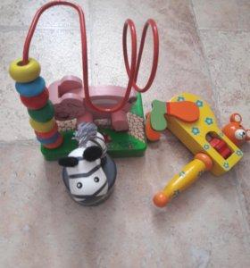 Деревянный игрушки