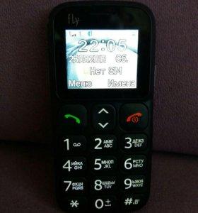 Телефон Fly ezzy 7