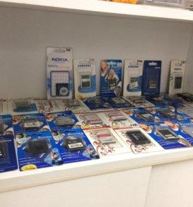 Батареи на телефоны