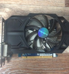Видеокарта Gigabyte GeForce GTX 750