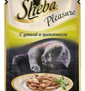 Корм для кошек Sheba пауч
