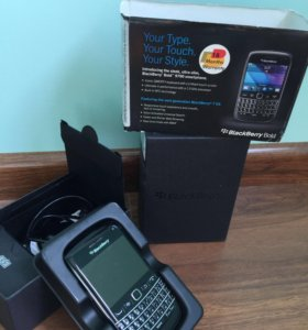 Телефон BlackBerry Bold