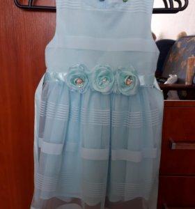 Платье для девочки(2штуки)