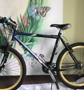 Велосипед MÉRIDA