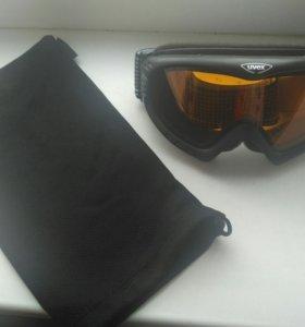 маска для для сноуборда uvex cevron