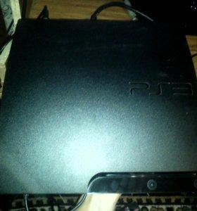 Консоль PS3 160 гб