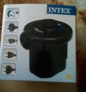 Насос Intex новый