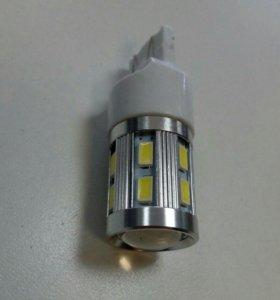 Лампа диодная без цоколя Т25