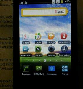 Смартфон Explay А350 tv 2х симочный