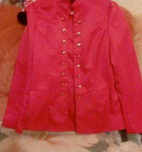 Пальто и пиджак
