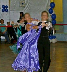 Платье для бально спортивных танцев