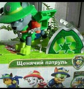 РОККИ новый - щенячий патруль!