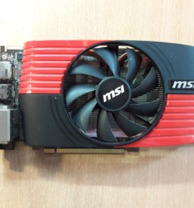 Видеокарта MSI Radeon HD 6850 1 Gb 256 bit