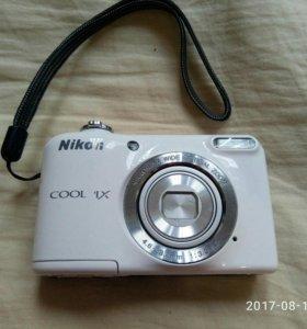 Фотоаппарат Nikon Coolpix L 27