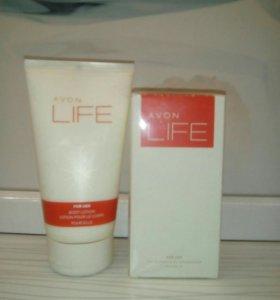 Набор парфюмерный Avon Life