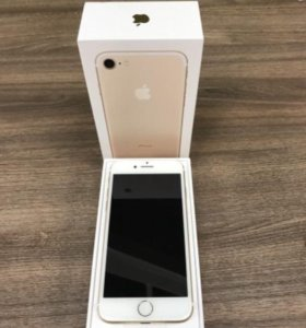 iPhone 7 32GB Gold