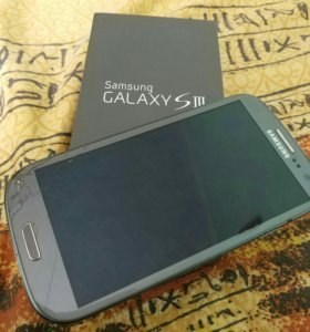 Samsung Galaxy S3 I9300, коробка, чехол.