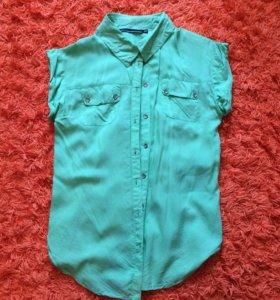 Рубашка с коротким рукавом Befree