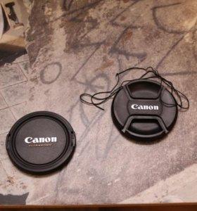 Крышка на обьектив Canon 82мм