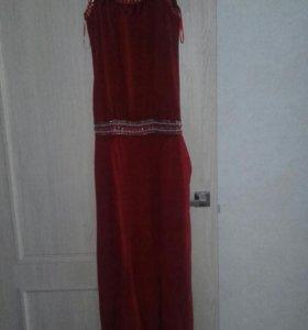 Платье-сарафан,комбенезон