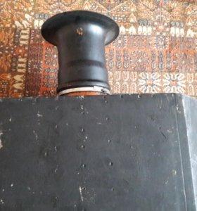 Отличный короб на трубе из фанеры 18мл