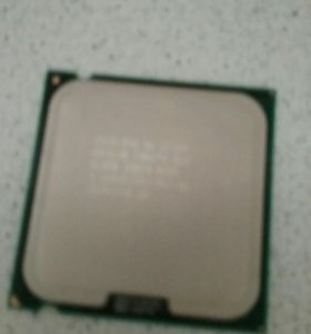 Процессор intel corе 2 duo 2.66 ghz/3m