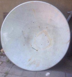 Тарелка спутниковая d-1500mm