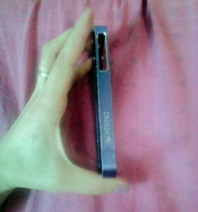 Бампер металлический iphone 4/4s