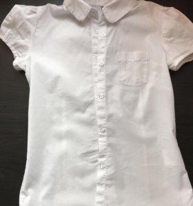 Блузка школьная б/у