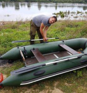 Лодка ПВХ BARK ВТ 290