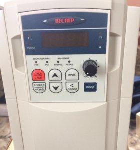 Преобразователь частоты 2,2 kwt ВЕСПЕР Е2-8300-S3L