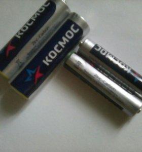 Батарейки в любых количествах от 1 до 20