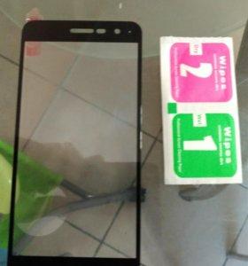 3 D стекло на Asus ZenFone 3