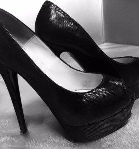 Туфли кожаные,размер 36