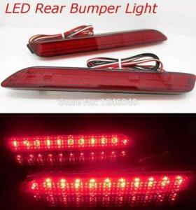 катафоты LED в бампер