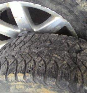 колеса на мл 163