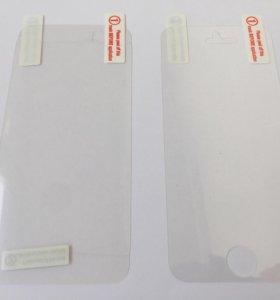Защитная пленка на iPhone 5,5s