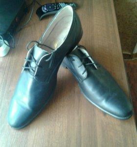 Новые ботинки 47 размер