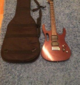 Продам электронную гитару