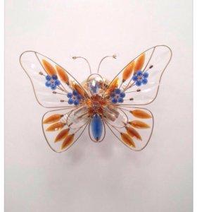 Люстра бабочка