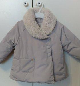 Куртка демисезон.Zara.