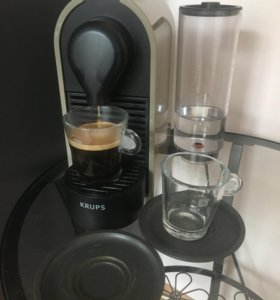 Кофемашина Nespresso Krups