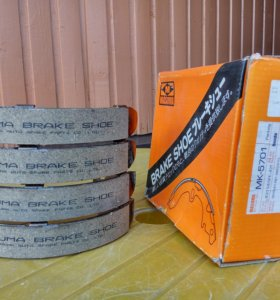 Тормозные колодки Honda CP-V