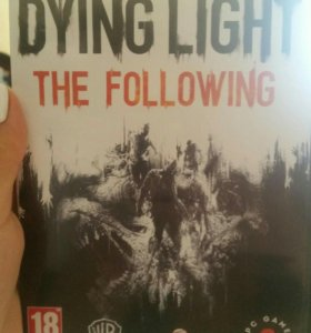 """Компьютерная игра """"DYING LIGHT"""""""