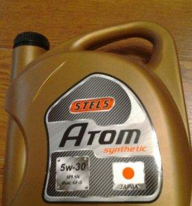 Масло моторное синтетика 5w-30