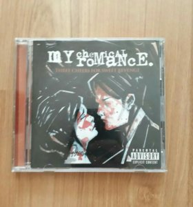 My Chemical Romance - Three Cheers for Sweet...