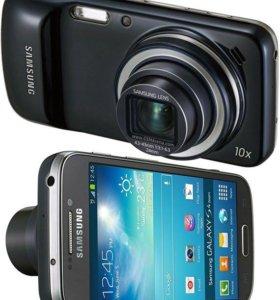 Samsung galaxy S4 Zoom mini (black)