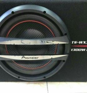 Сабвуфер Pioneer TS-WX305B 1300W!