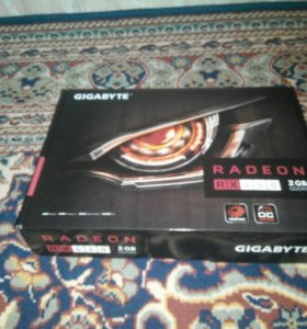 Видеокарта Gigabyte Radeon RX460